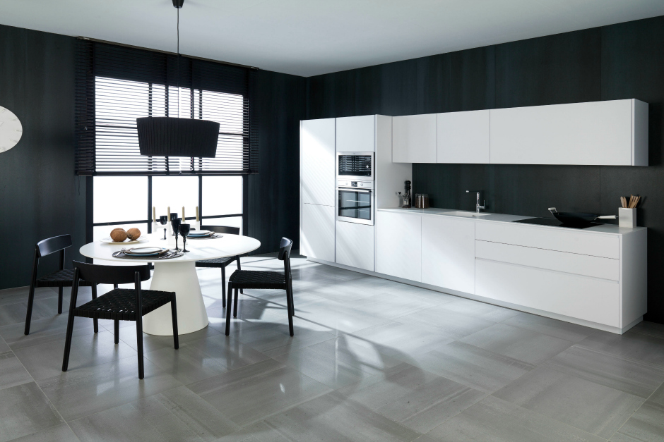 Image: Linear Kitchen