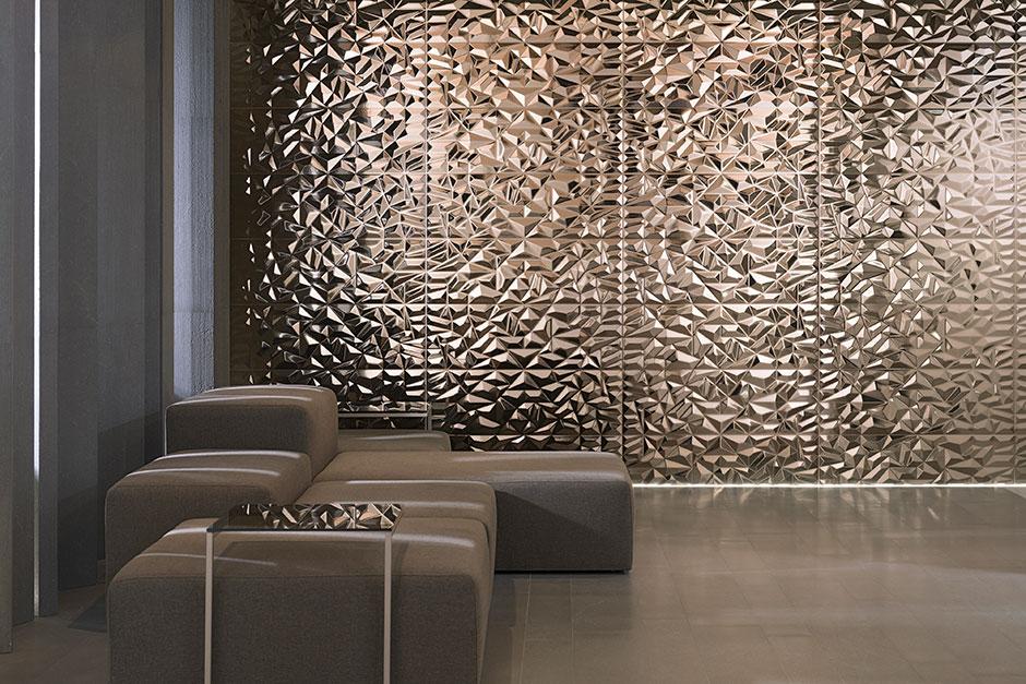 Prisma wall tile collection