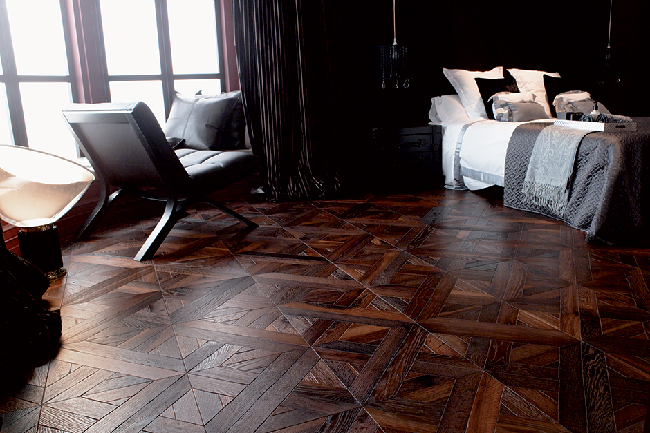 Porcelanosa stone and wood products for Eden hardwood flooring