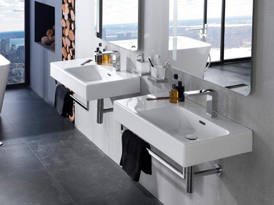 Bathroom sinks undermount sink and wall mount sink for Porcelanosa sinks