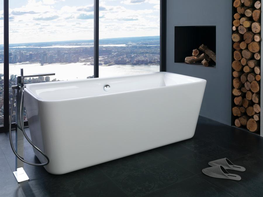 Bathtubs bath spa bathroom furniture for Porcelanosa faucets