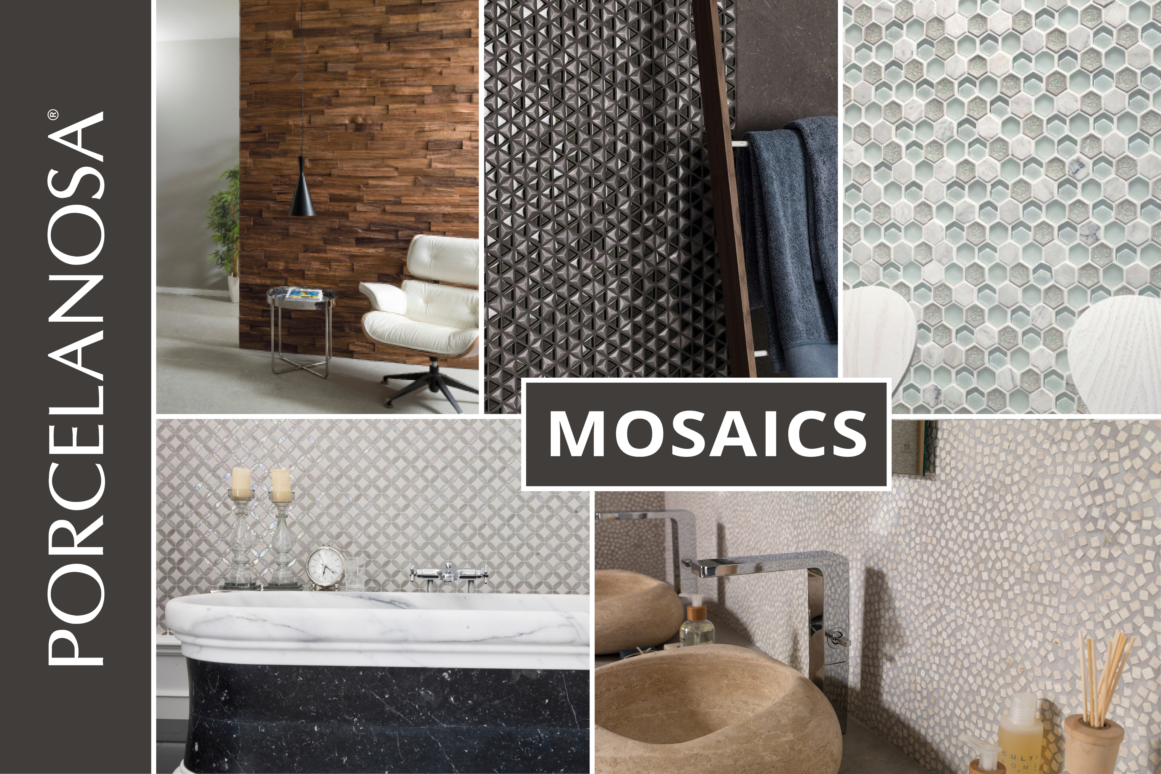 Mosaics In A Blank Space Mosaic Tiles