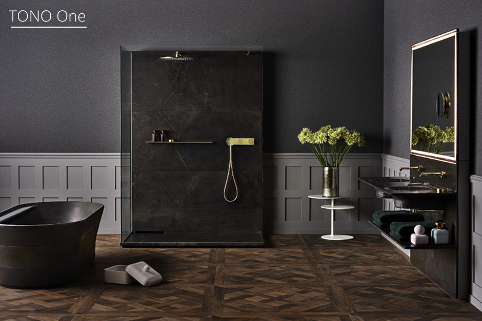 tono porcelanosa 39 s new bathroom collection. Black Bedroom Furniture Sets. Home Design Ideas