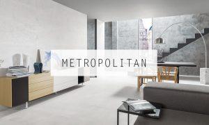 metropolitan tile collection, floor and wall tiles