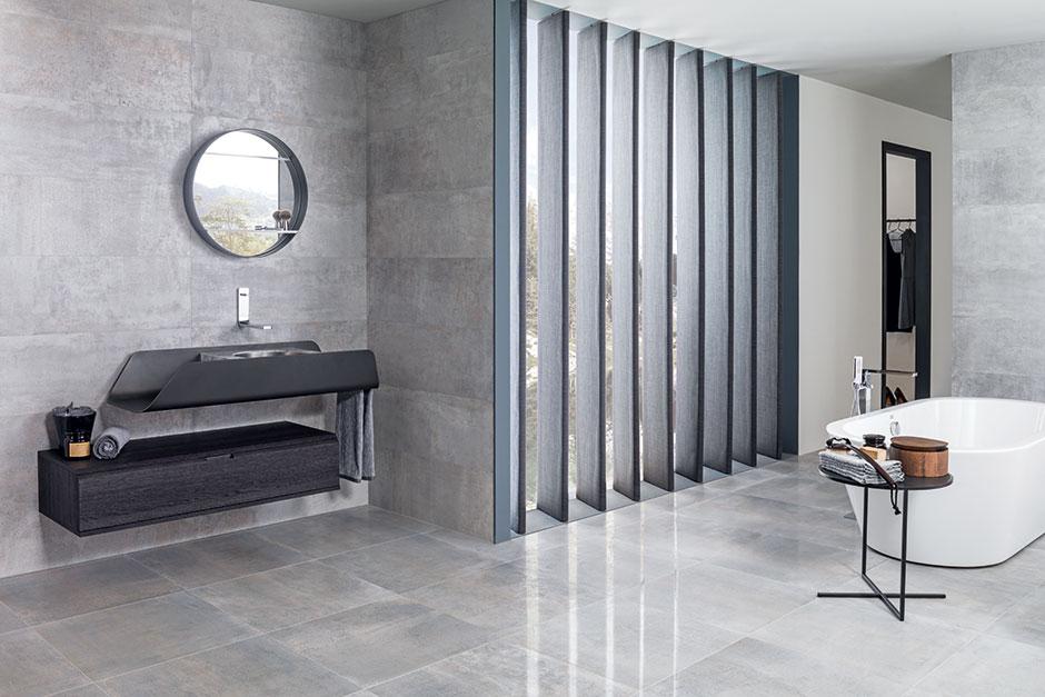 Bathroom Furniture Desing Concept Duna