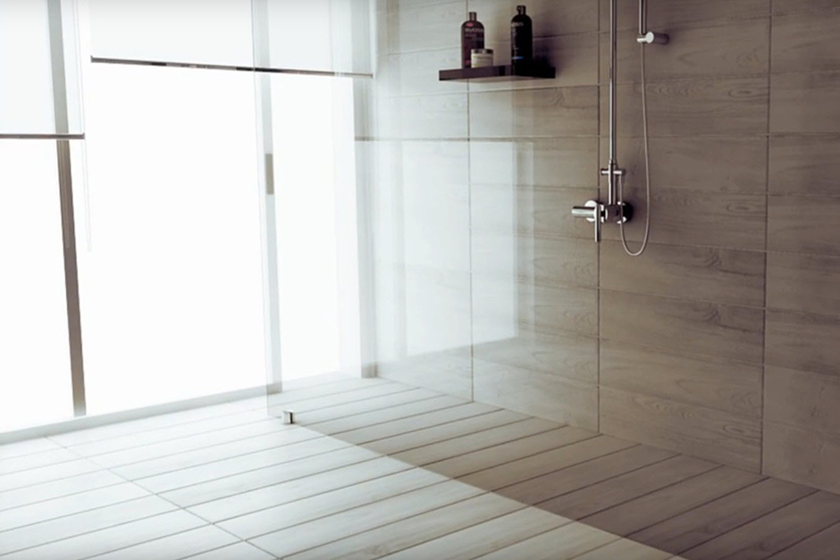 innovative concealed shower trays