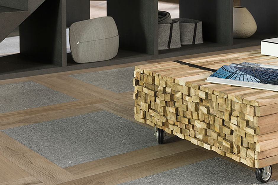 Transitional flooring the latest in floor tile trends for Latest floor tile trends