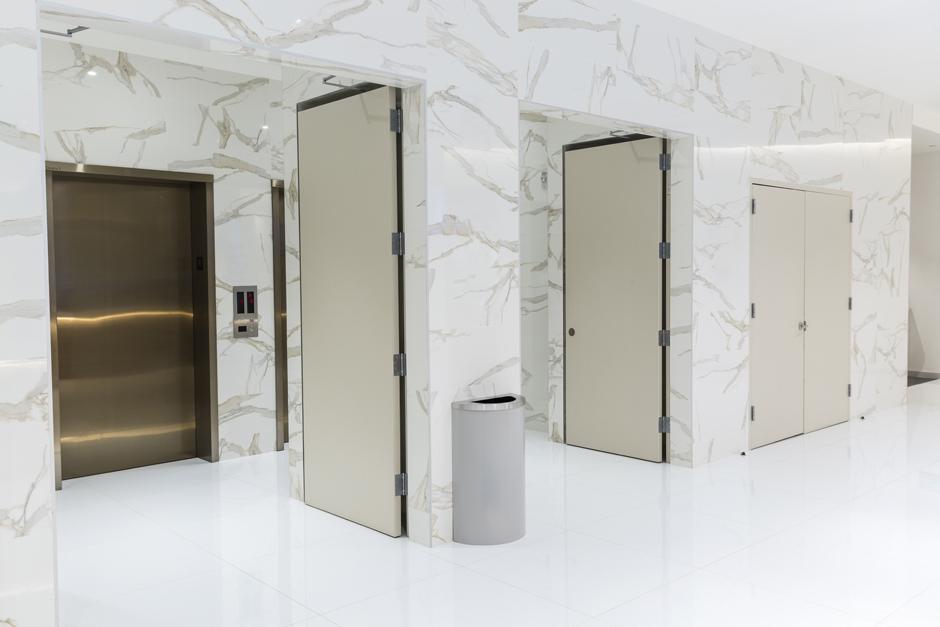 sojo hallway
