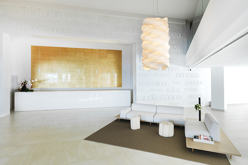 Porcelanosa's office spaces
