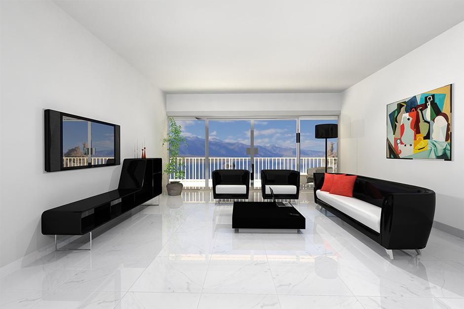 white décor ideas