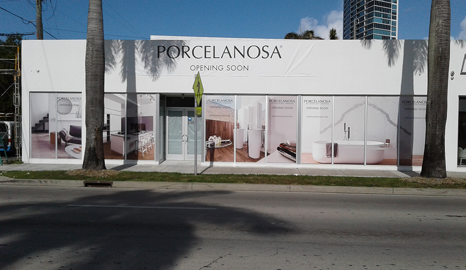 Miami Design District Showroom