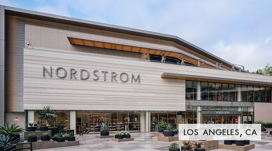 Nordstrom Los Angeles California