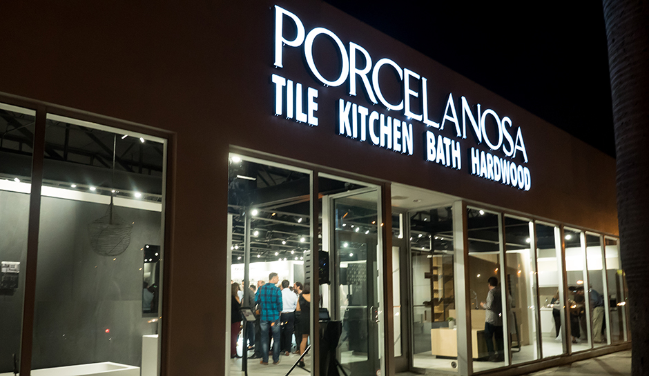 Porcelanosa Miami Design District Showroom