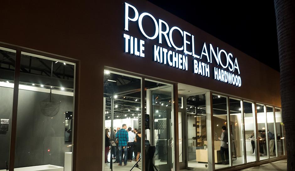 Porcelanosa Miami Design District Showroom Grand Opening Recap