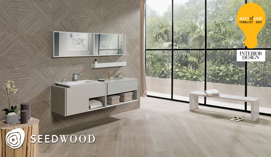 Porcelanosa 39 s seedwood collection interior design 39 s best - How many years is interior design ...
