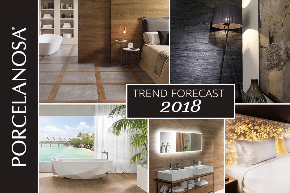 Porcelanosa's 2018 Trend
