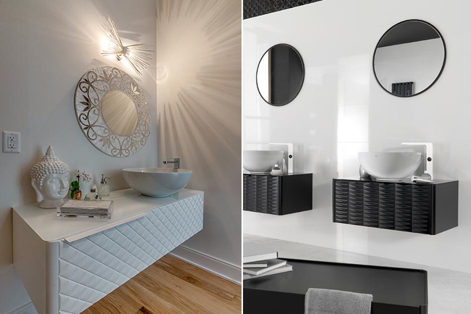 lounge vanity