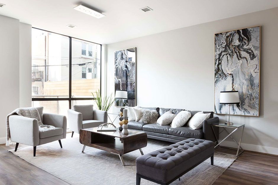 11 Park Living Room