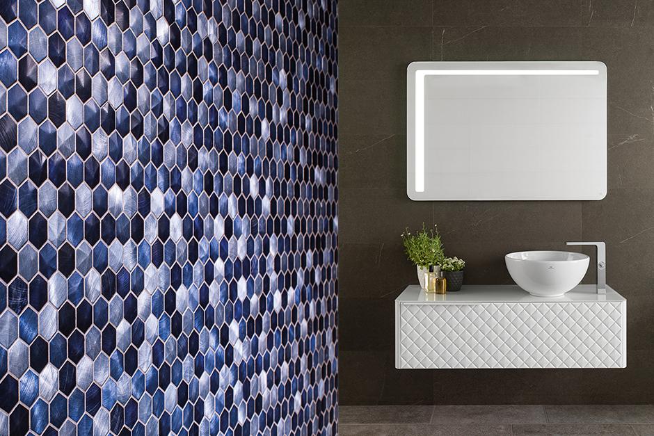 Colors Mosaic/LoungeMirror