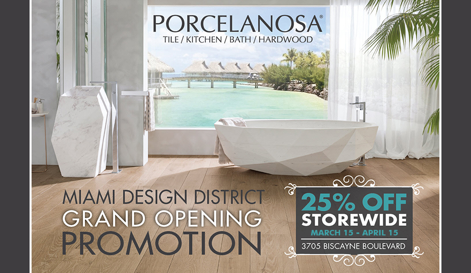 Miami Design District Promotion