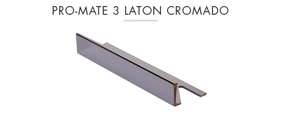 Pro-Mate 3 Laton Cromado