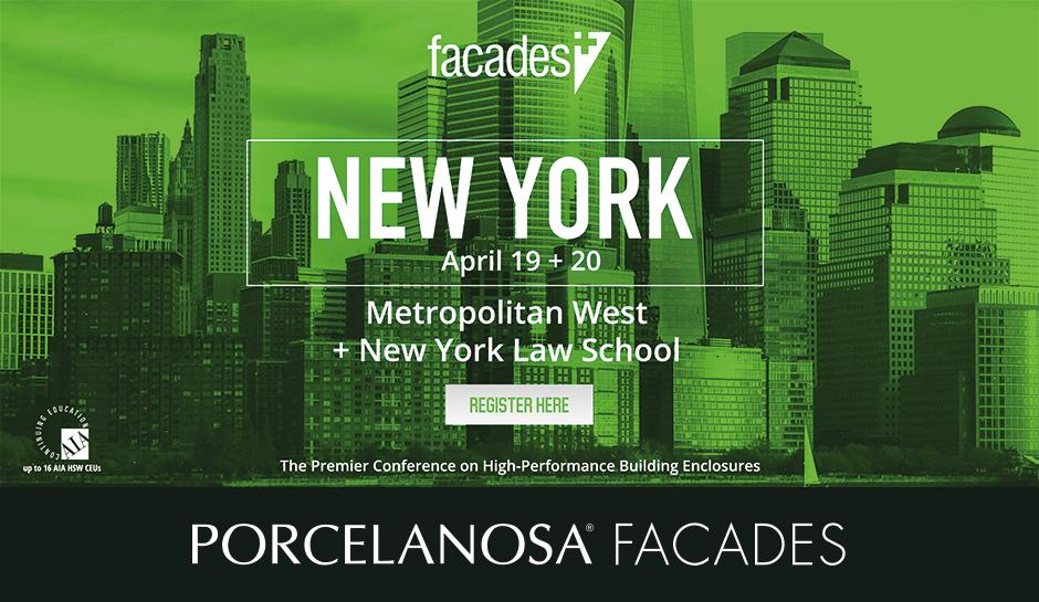 Facades+NYC