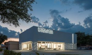 Porcelanosa Houston Showroom