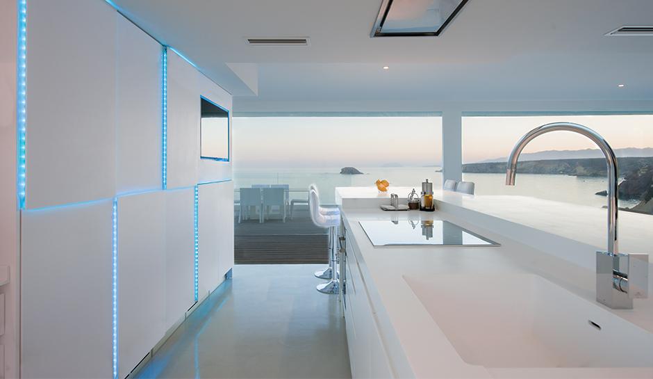 Krion Kitchen Countertop