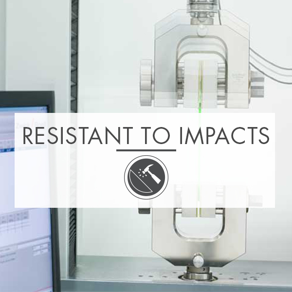Resistant To Impacts