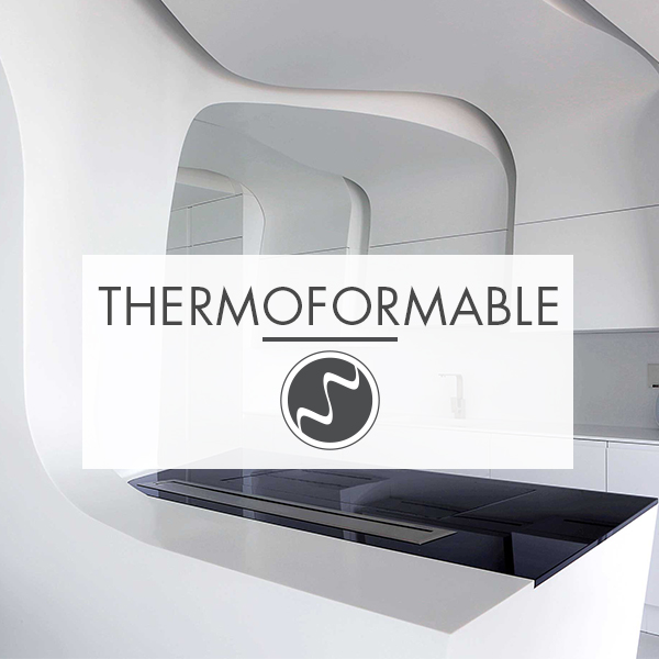 Thermoformable