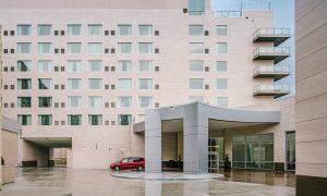 AC Hotel Facade
