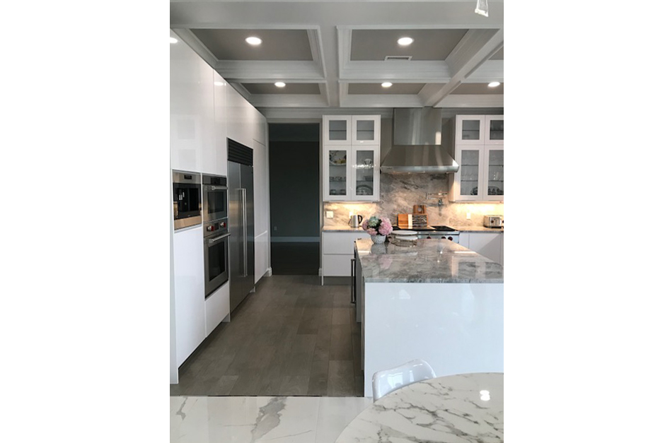 Private Residence NY Kitchen