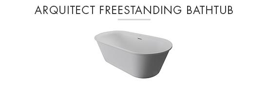 Arquitect Freestanding Bathtub