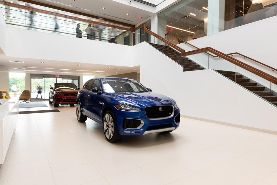 Jaguar Land Rover North America HQ, NJ