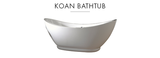 Koan Bathtub