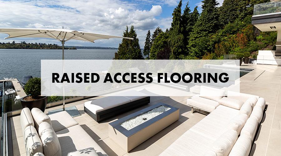 Raised Access Flooring 2