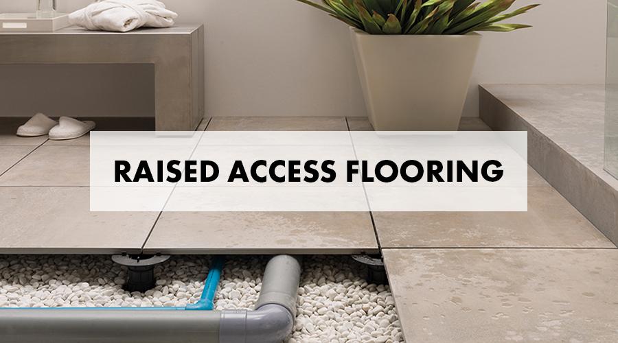Raised Access Flooring 4