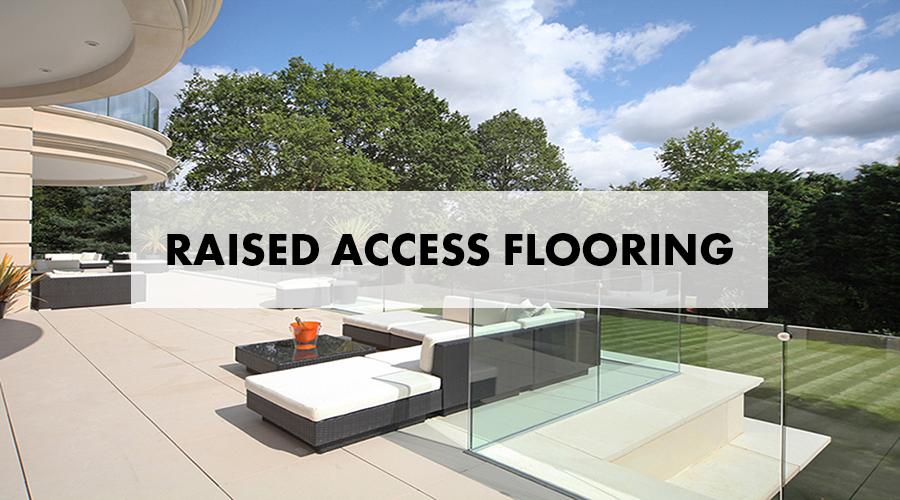 Raised Access Flooring 5