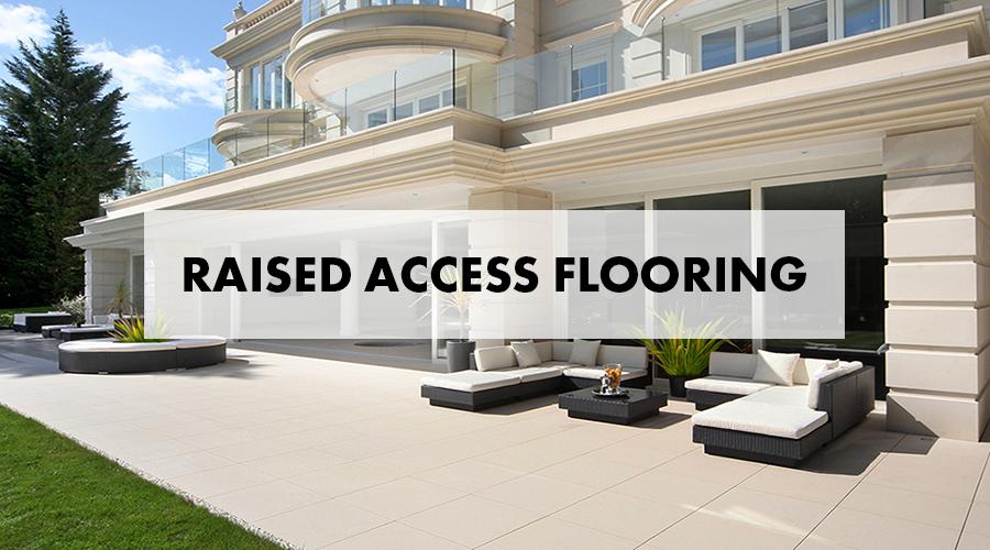 Raised Access Flooring 6